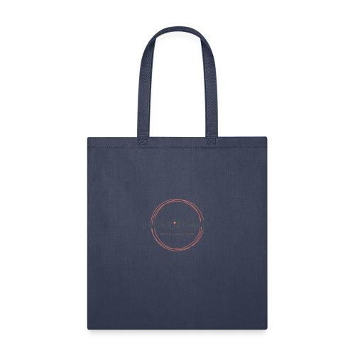 Val U Life More logo - Tote Bag
