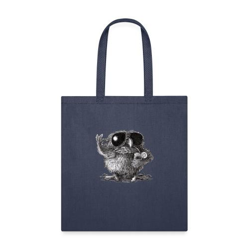 Cool Owl - Tote Bag