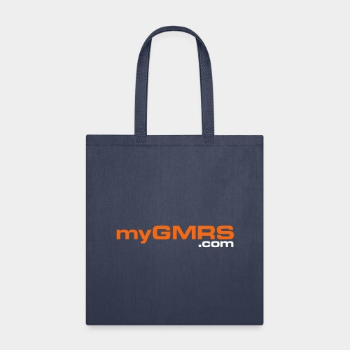 myGMRS.com and Tower - Tote Bag