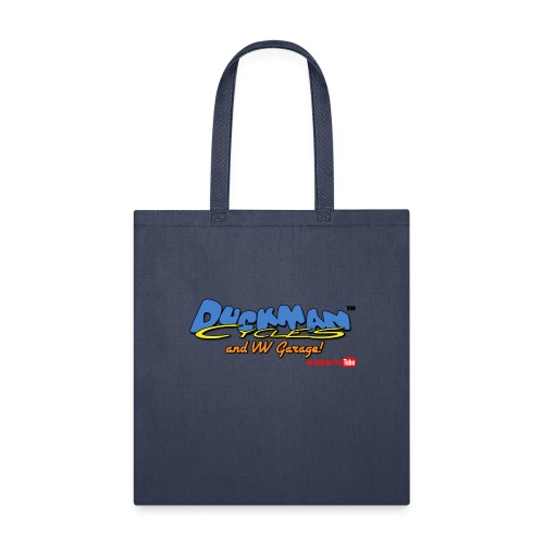 DuckmanCycles and VWGarage - Tote Bag