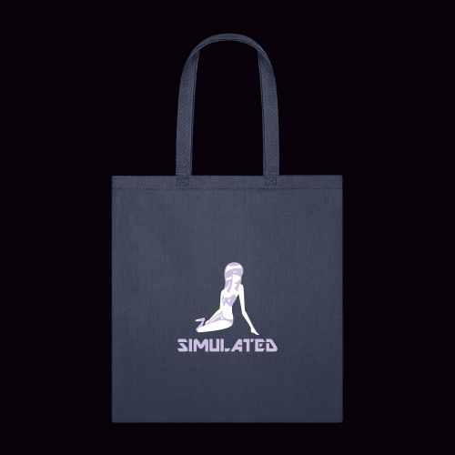 Simulated - Tote Bag