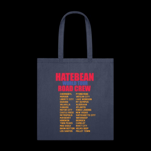 HATEBEAN ROAD CREW GEAR! - Tote Bag