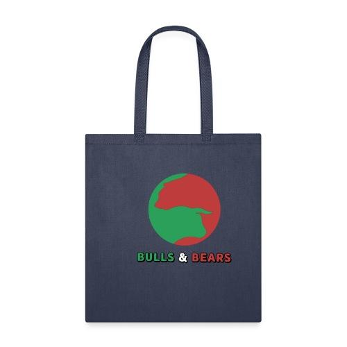 Bulls & Bears - Tote Bag