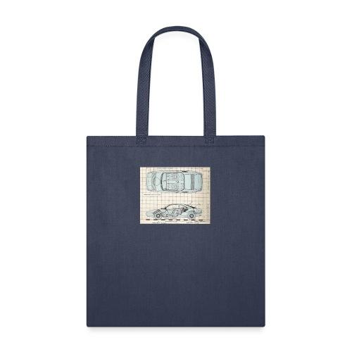 drawings - Tote Bag