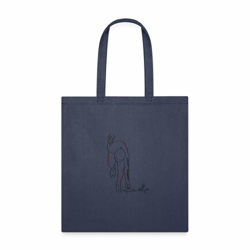 Skeleton Athlete - Tote Bag