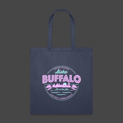 Aloha Buffalo - Tote Bag