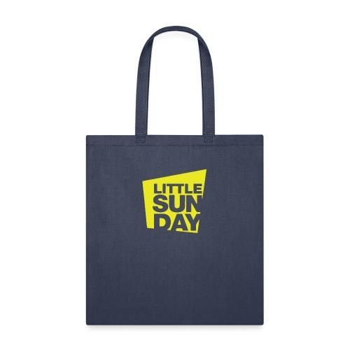 littleSUNDAY Official Logo - Tote Bag