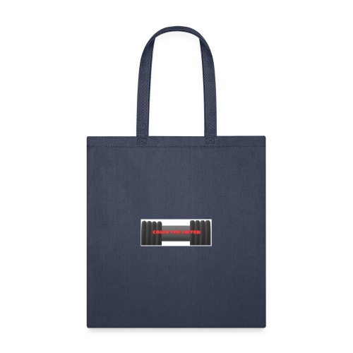 colin the lifter - Tote Bag