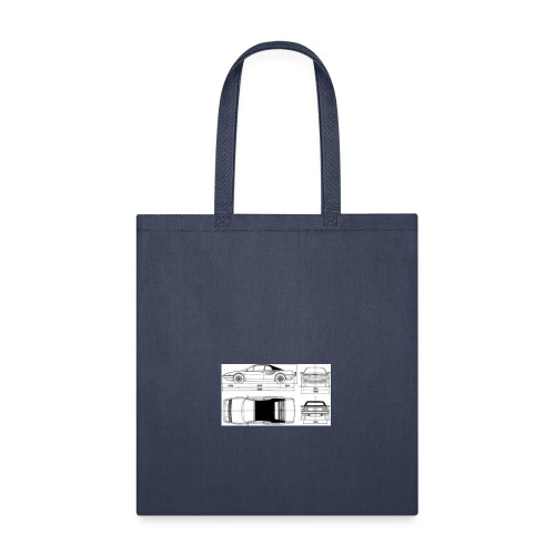 artists rendering - Tote Bag