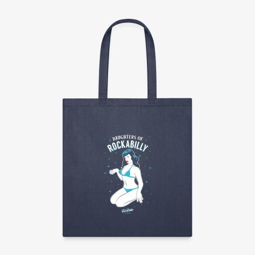 Daughters of Rockabilly - Tote Bag