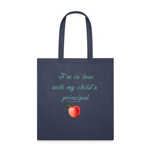 Love Principal - Mom - Tote Bag
