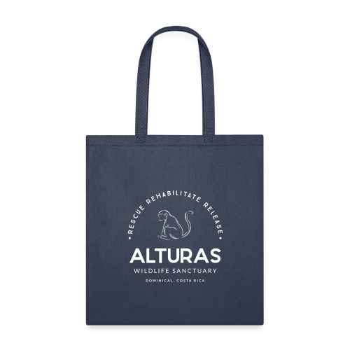 Full Alturas Wildlife Sanctuary Logo - Tote Bag
