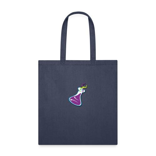 science juice flask logo - Tote Bag