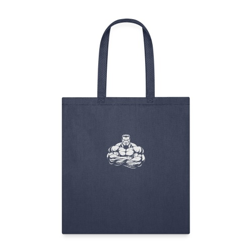 An Angry Bodybuilding Coach - Tote Bag