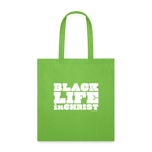 Black Life in Christ - Tote Bag
