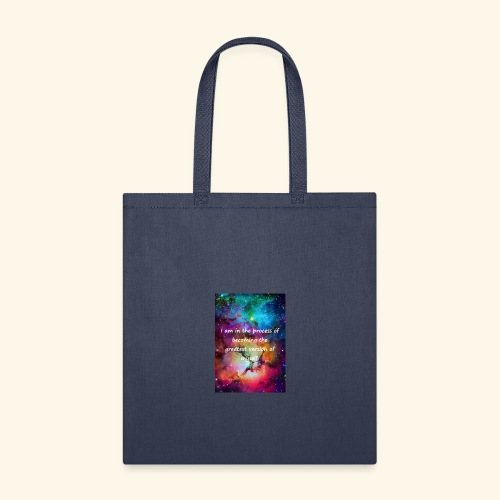 Greatest Version - Tote Bag