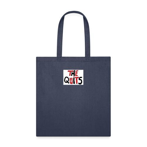 quits logo - Tote Bag