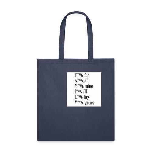 Family is important - Tote Bag