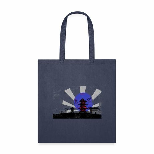 Japanese Art - Tote Bag