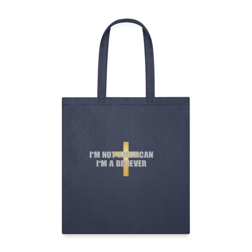BE A Believer - Tote Bag