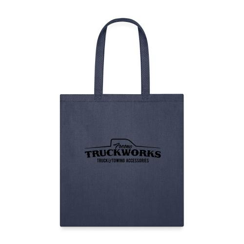 FTW Logo Black - Tote Bag