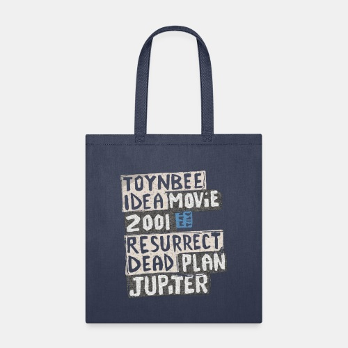 Toynbee Idea Tile Philly - Tote Bag