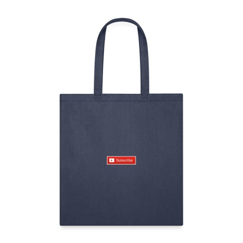 YOUTUBE SUBSCRIBE - Tote Bag