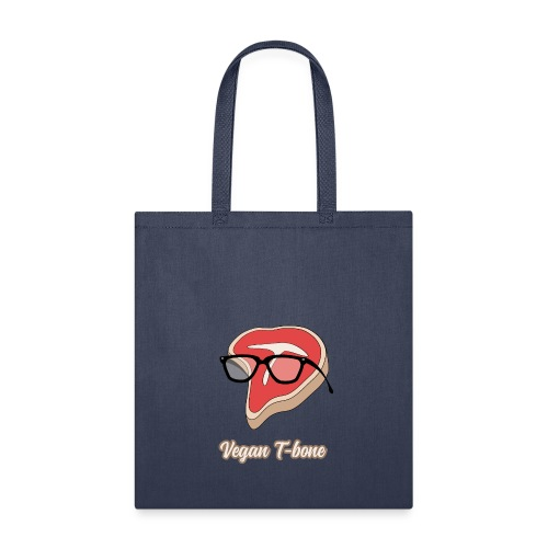 Vegan T bone - Tote Bag