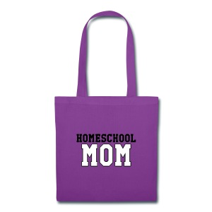 homeschoolmom - Tote Bag