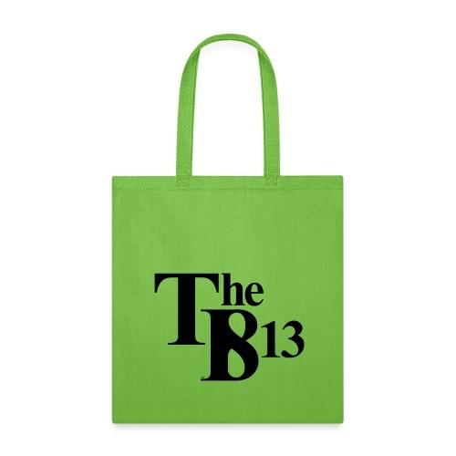 TBisthe813 BLACK - Tote Bag
