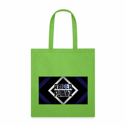 RaiderPlayz - Tote Bag