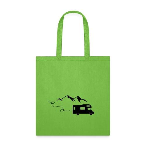 RV Travel - Tote Bag