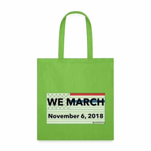 WeMarch11062018 - Tote Bag