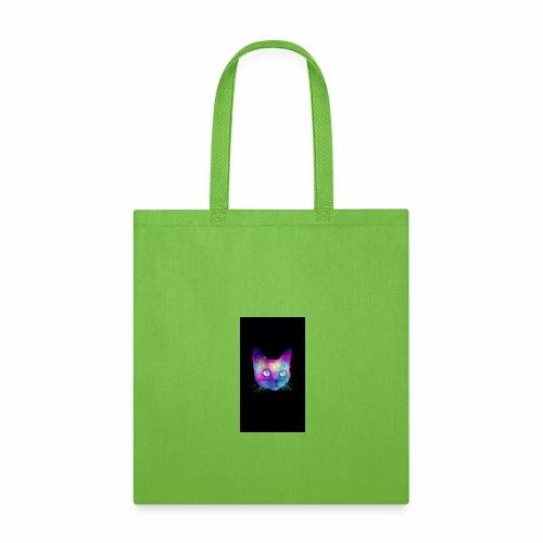 space cat - Tote Bag