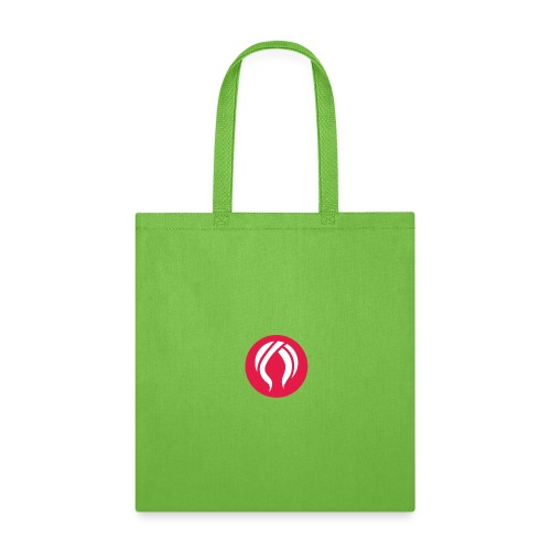 WT Cicrle App Logo Red - Tote Bag