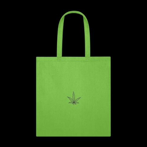 Weed Leaf - Tote Bag