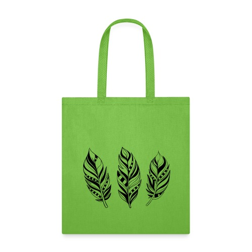 feathers T - Tote Bag