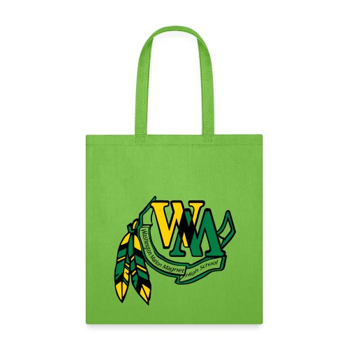 WMHS: Washington Marion Magnet High School - Tote Bag