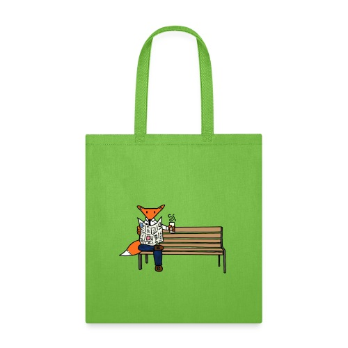 Coffee Fox - Tote Bag
