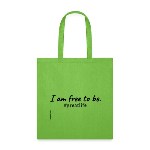 Free to Be Movement (upgrade) - Tote Bag