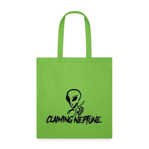 The Original Claiming Neptune Logo - Tote Bag