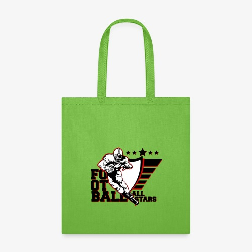 Football All Stars - Tote Bag
