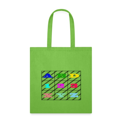 kids abc teaching - Tote Bag