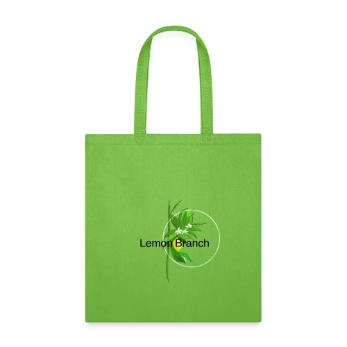 Lemon Branch - Tote Bag