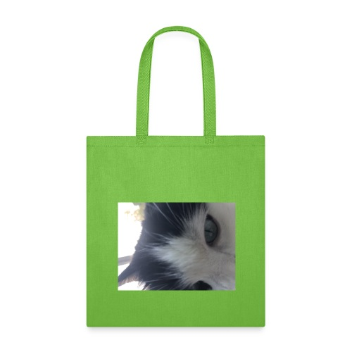 look at my eye!! - Tote Bag