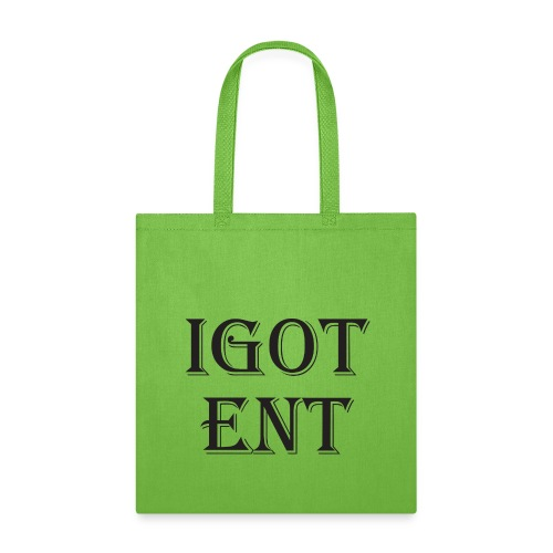 IGOTAlgerianFont - Tote Bag