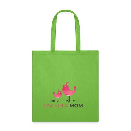 Osceola Mom Logo - Tote Bag