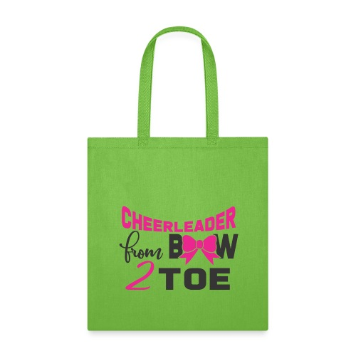 From Bow to Toe - Tote Bag