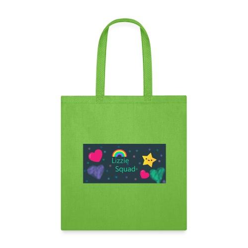 Lizzie Squad - Tote Bag