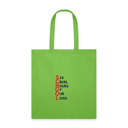 School - Tote Bag